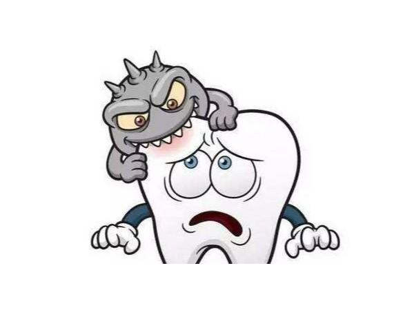 看看牙周炎是如何摧毁您的牙齿的!